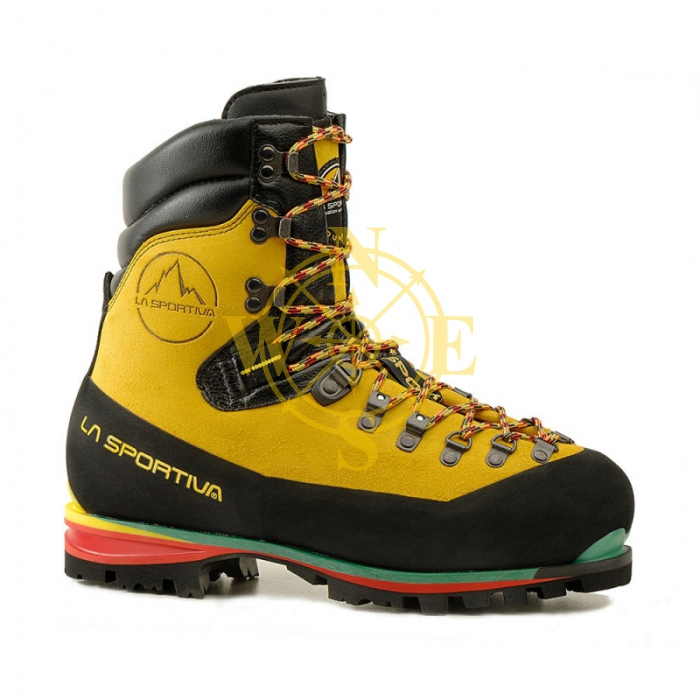 Ботинки одинарные утепленные/Technical mountaineering boots insulated La Sportiva Nepal extrem