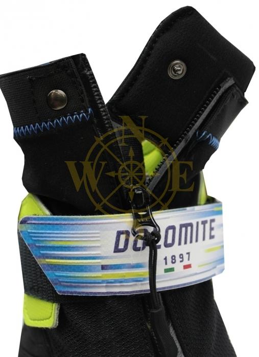 Ботинки двойные высотные утепленные с гетрой /Extremely double boots Dolomite Miage Peak GTX